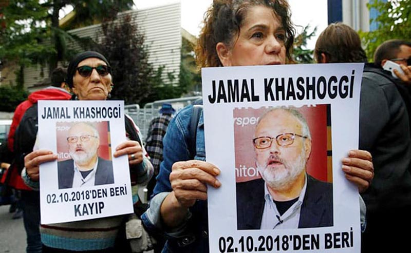 Saudi Arabia warns against any sanctions over missing Khashoggi case