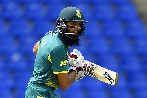Finger injury rules Amla out of short Australian tour