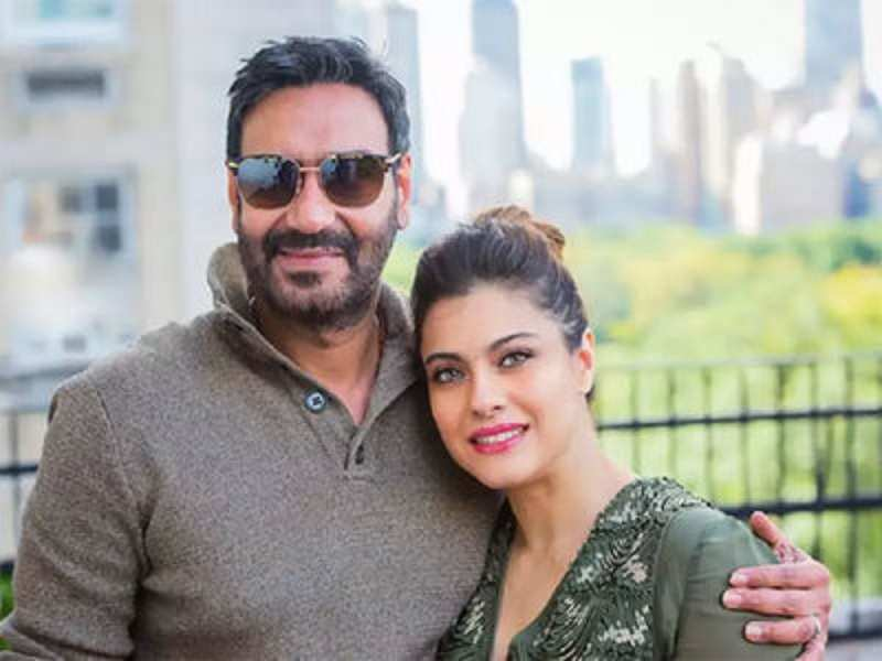 Kajol reveals why nobody approved of her wedding with Ajay Devgn