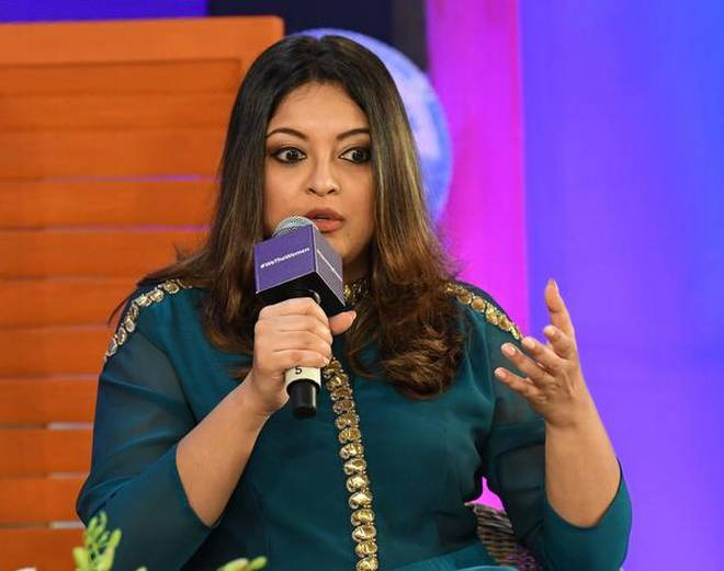 I will not going to back down the second time: Tanushree Dutta