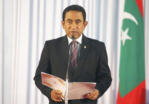 Maldives court rejects Yameen's secret witnesses