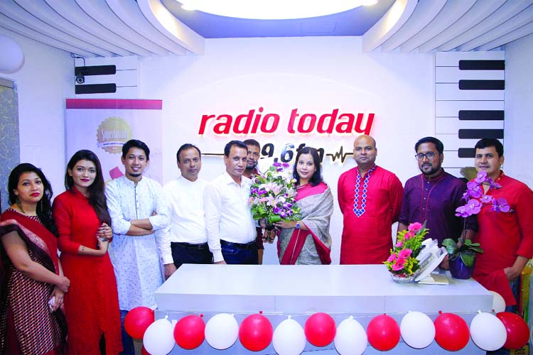 Radio Today celebrates 12th founding anniv