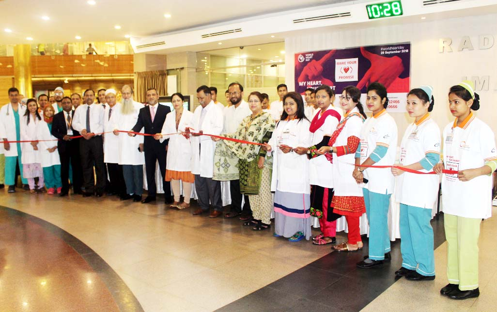 Launch of Smiling Heart Clinic at United Hospital
