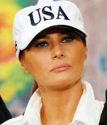 US first lady`s plane lands safely after smoke filled cabin