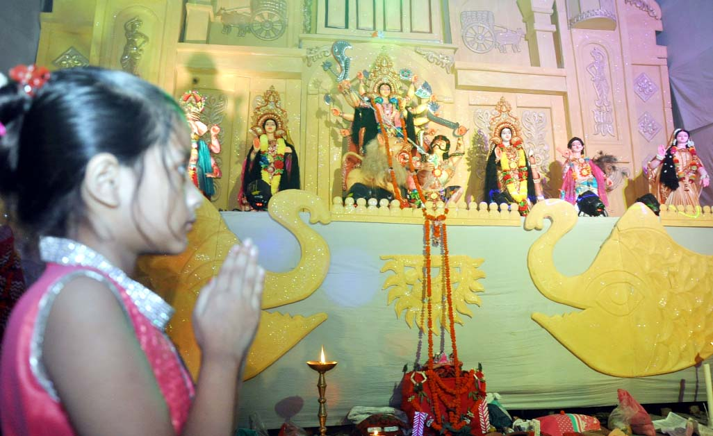 Maha Navomi celebrated peacefully