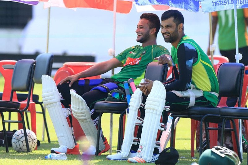 Bangladesh a strong side even without Shakib-Tamim : Masakadza