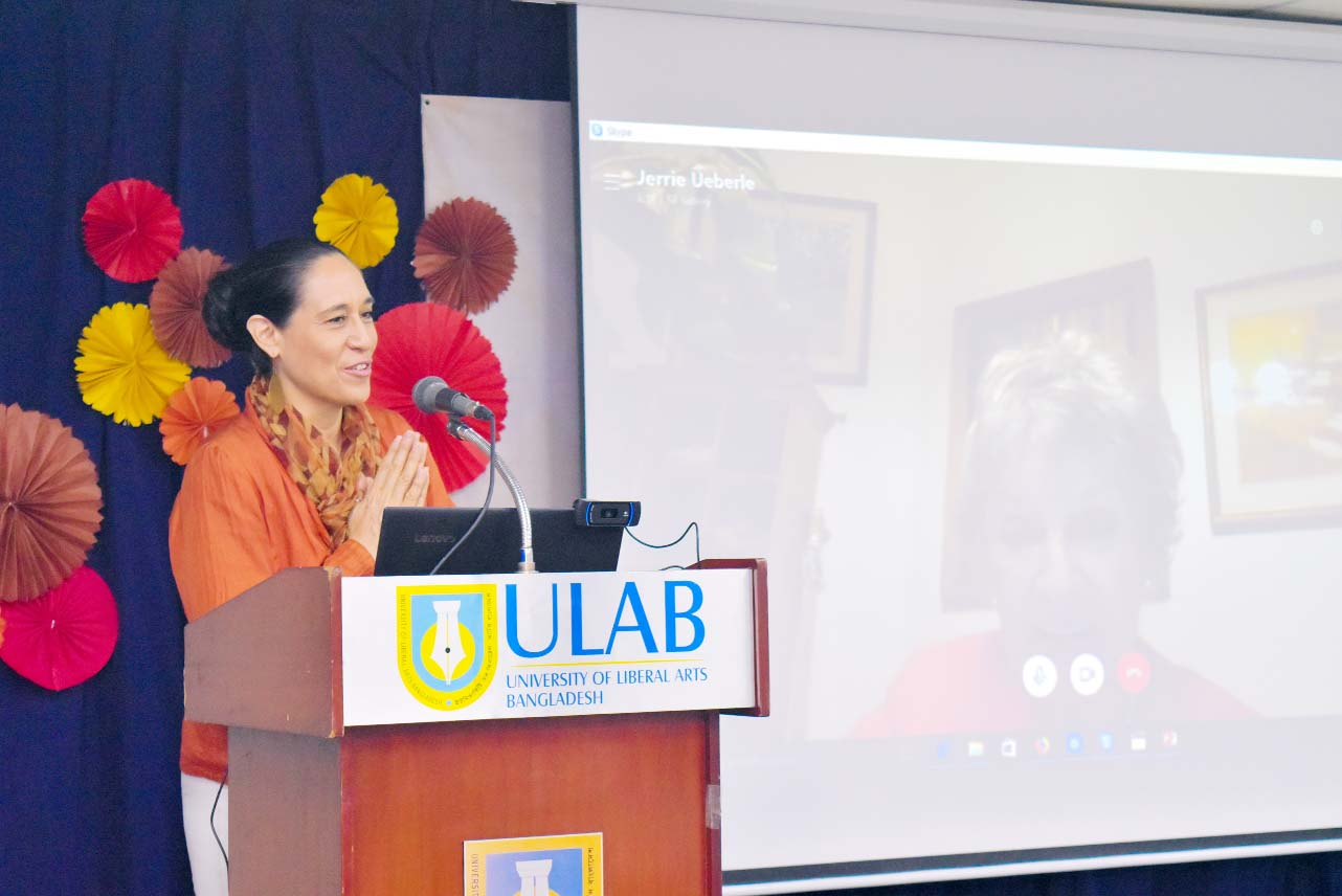 Bangladesh Chapter of WAFW launched at ULAB