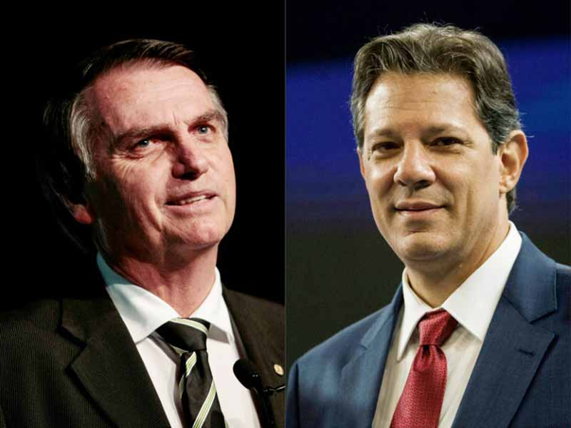 Illegal WhatsApp tactics alleged in Brazil presidential race