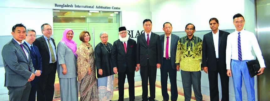 Asean's Dhaka committee members visit BIAC, ICCB