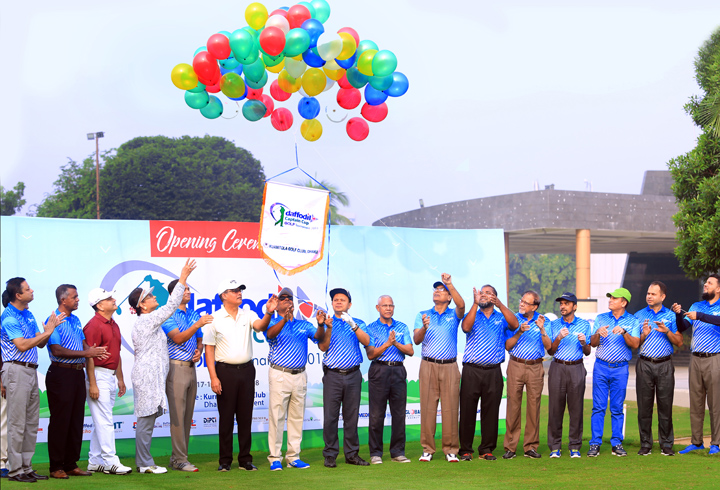 'Daffodil Captain Cup Golf Tournament 2018' begins