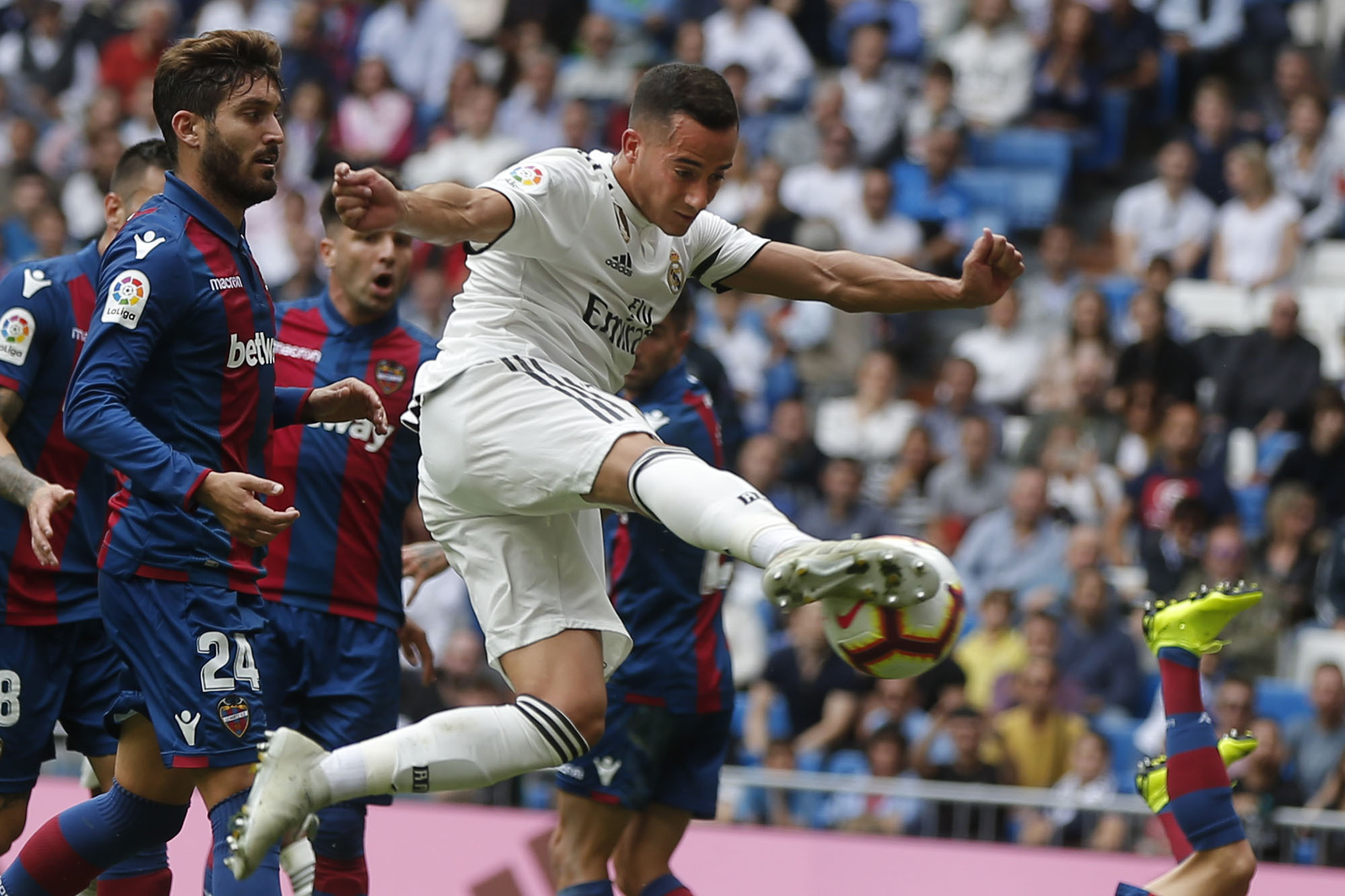Real Madrid set club record for goalless run