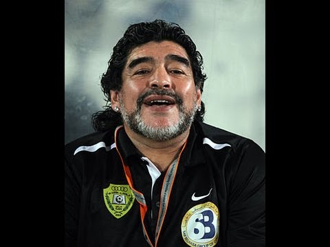 Doctor says Maradona needs prostheses on his knees
