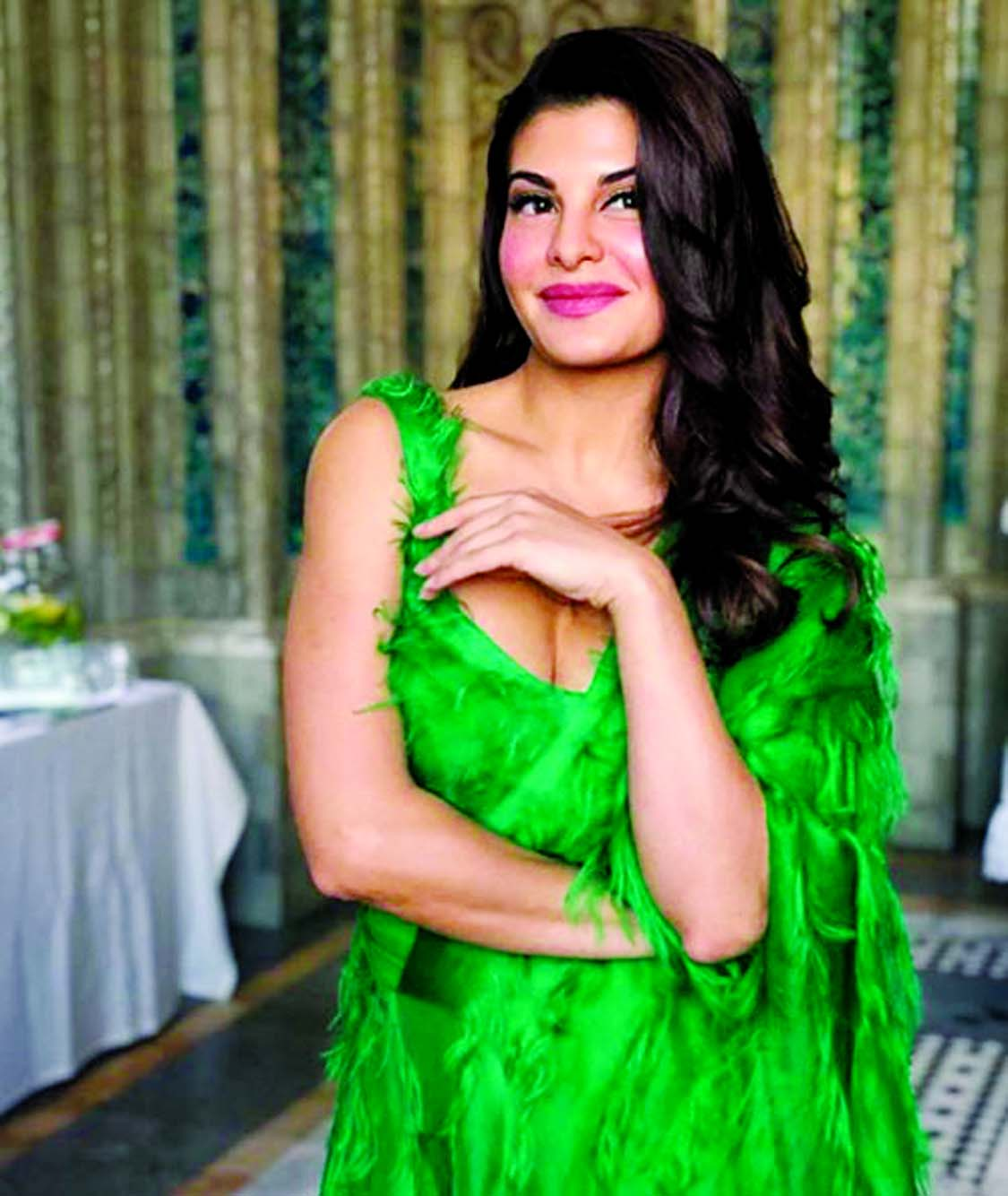 Jacqueline Fernandez steals the show at the One Young India event