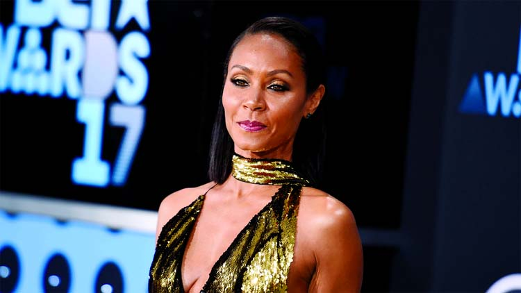 Jada Pinkett cried for '45 days straight' while tackling marriage woes