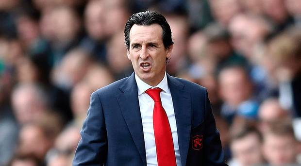 Emery's Arsenal face gruelling week
