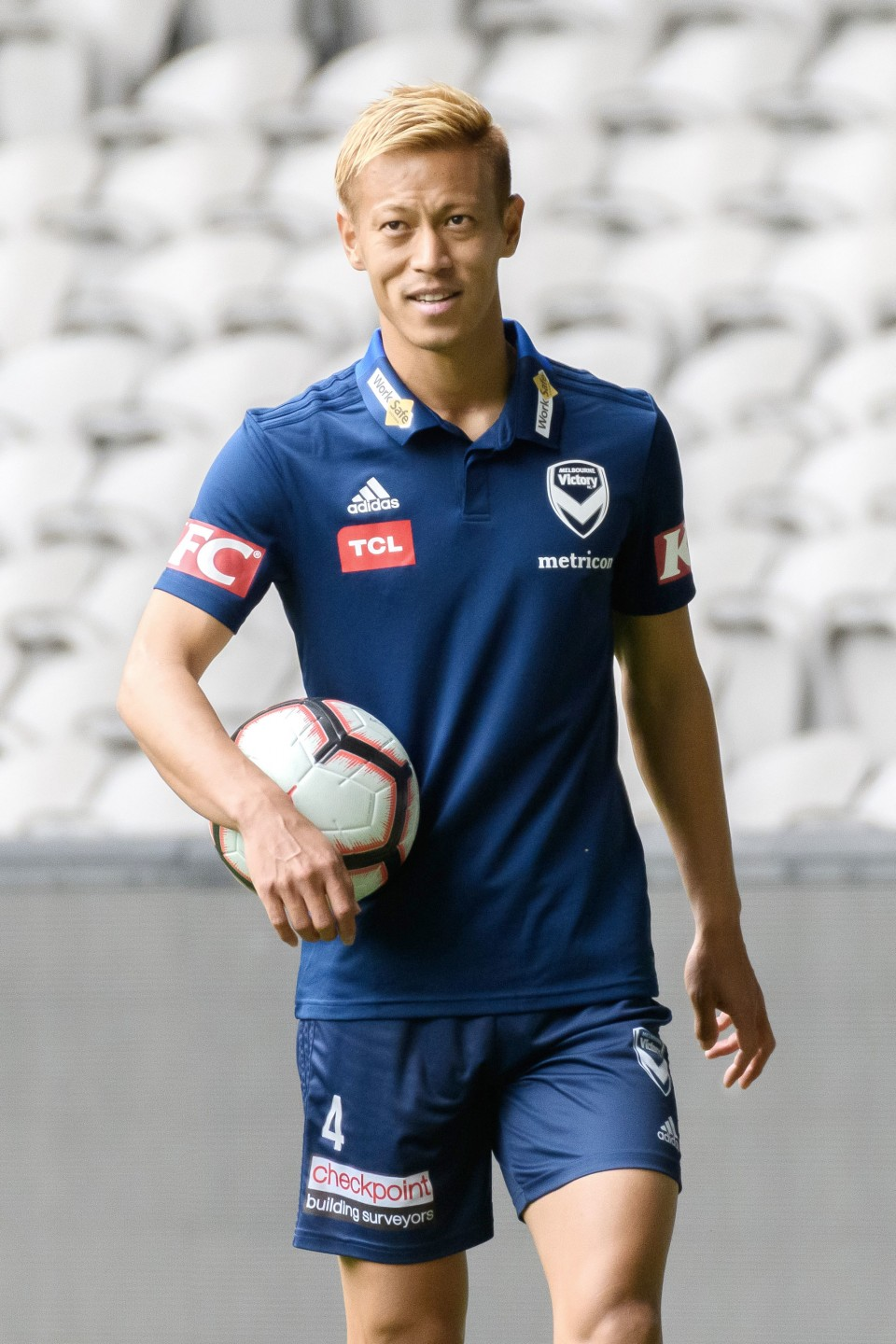 Japan's Honda on target as A-League season kicks off