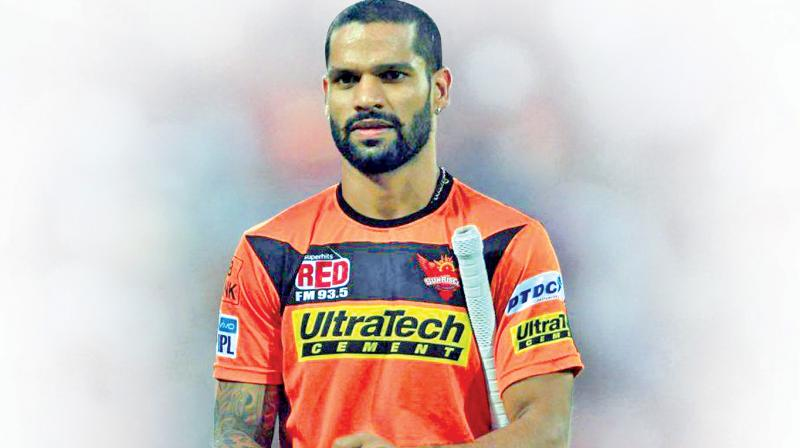 Dhawan could move to Mumbai Indians for IPL
