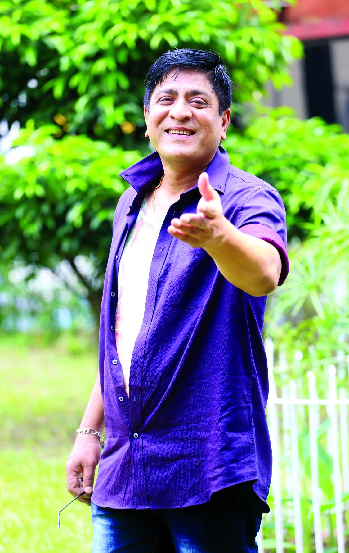 Amit Hasan in movies one after another
