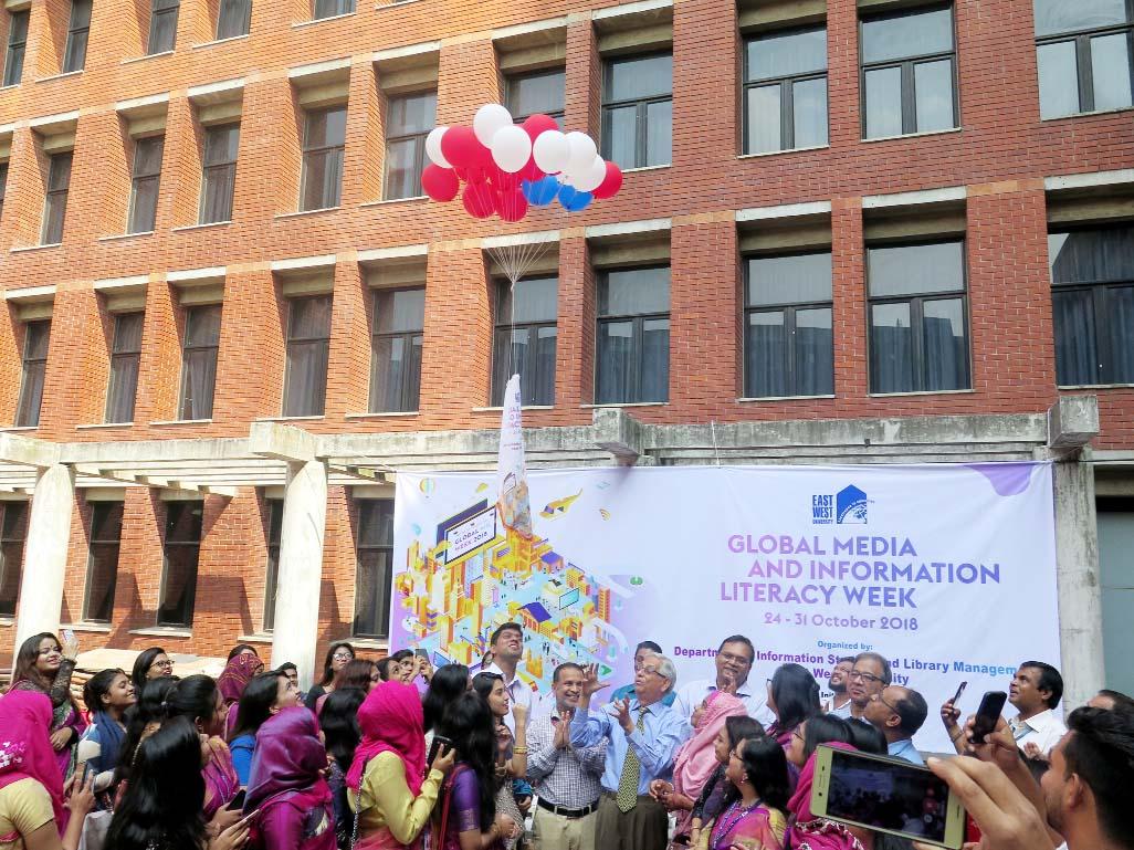 EWU celebrates Global Media and Information Literacy Week