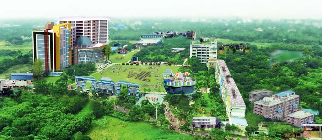DIU in QS Asia University Rankings -2019