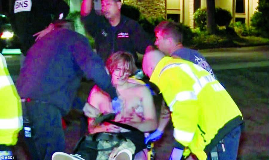 California cop, suspect also dead