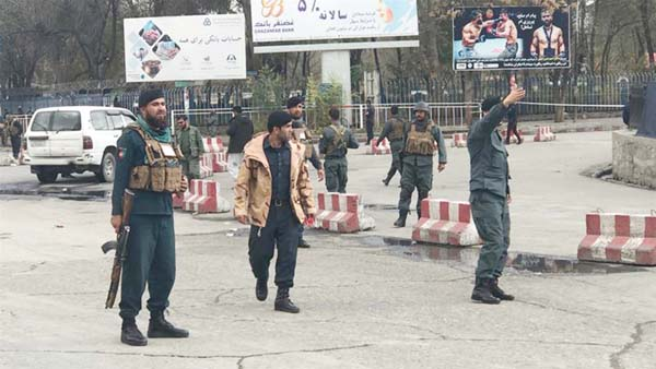 Suicide bomber targets Pale protesters in Kabul: 3 killed