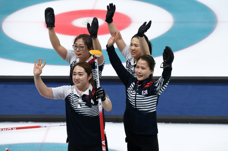 S. Korea's 'Garlic Girls' curlers create stink over alleged exploitation