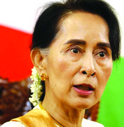 Suu Kyi stripped of AI's highest honour