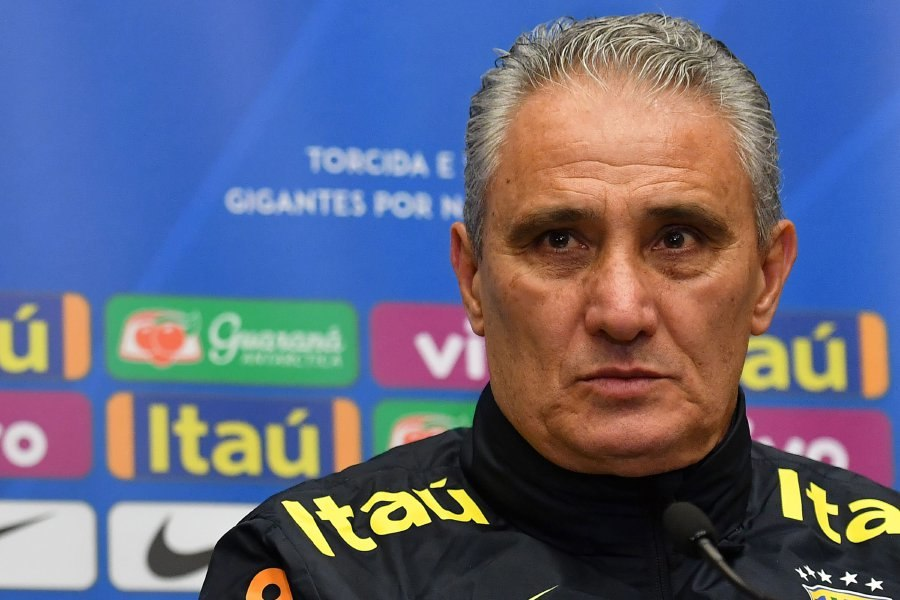 Brazil's Tite calls up Rafinha, Augusto and Sandro for friendlies