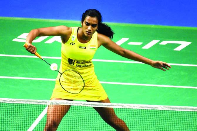 Sindhu,     badminton's big earner, sets sights on number one