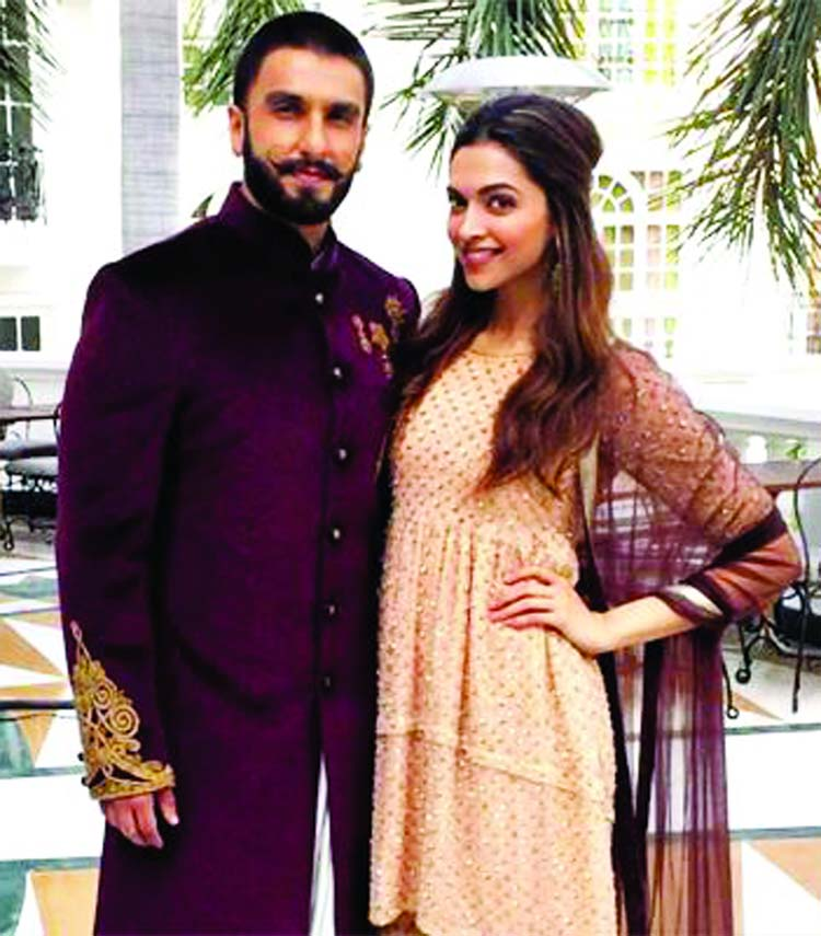 Ranveer - Deepika are officially married now