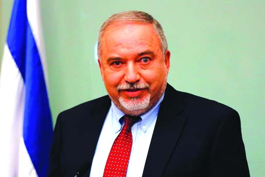 Israel Defence Minister resigns over Gaza ceasefire