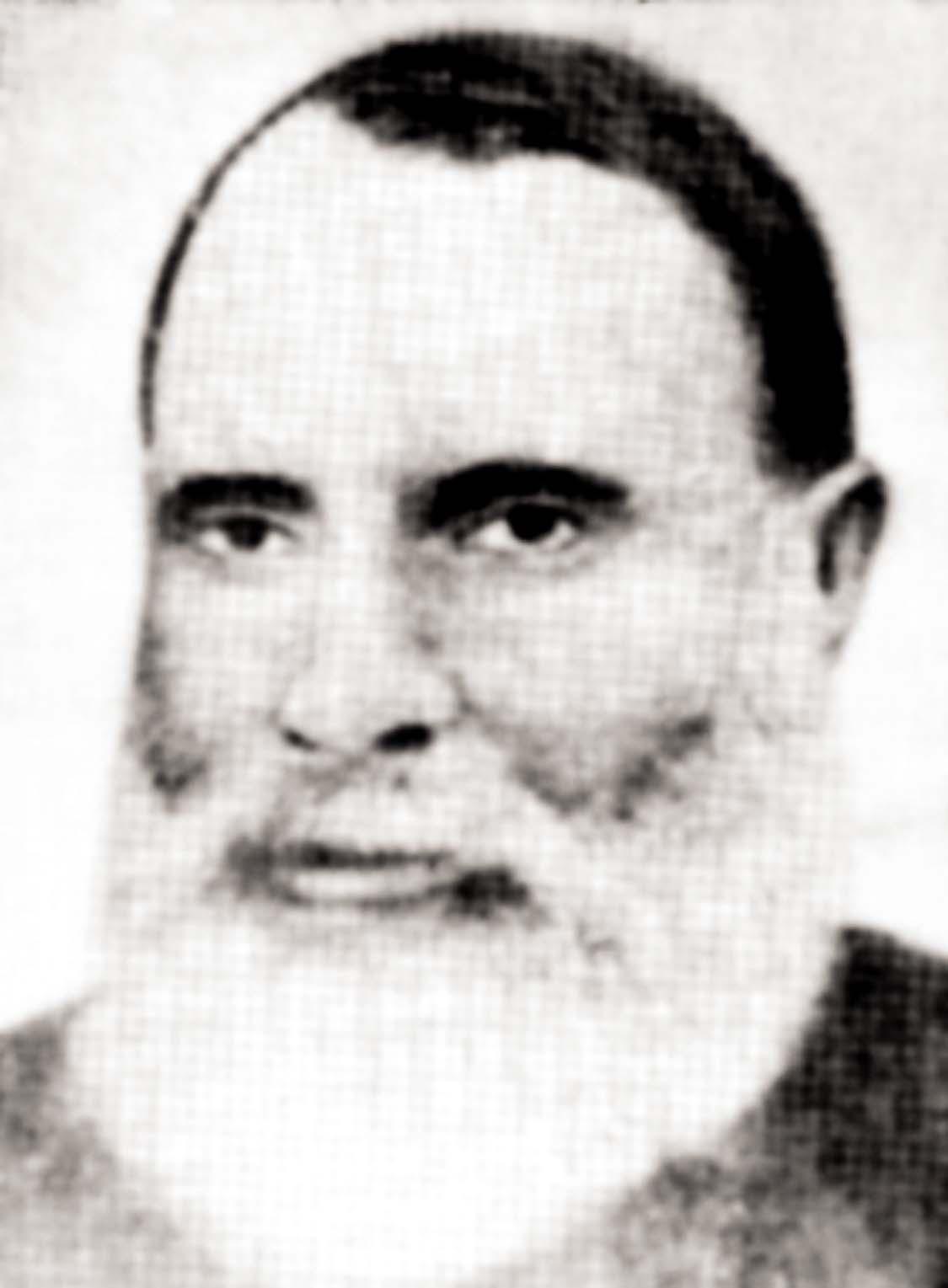 Novelist Mir Mosharraf Hossain