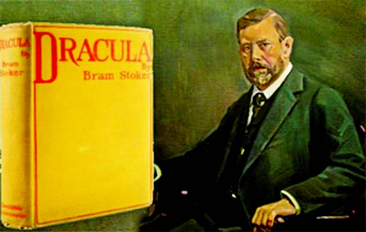 Bram Stoker: The author of Dracula