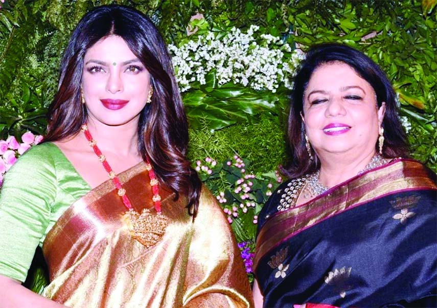Priyanka\'s mom Madhu kick starts wedding preparations