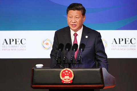 US-China discord dominates APEC summit in Papua New Guinea