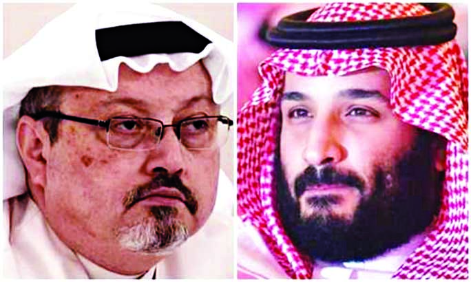 Saudi prince behind murder of Khashoggi: CIA