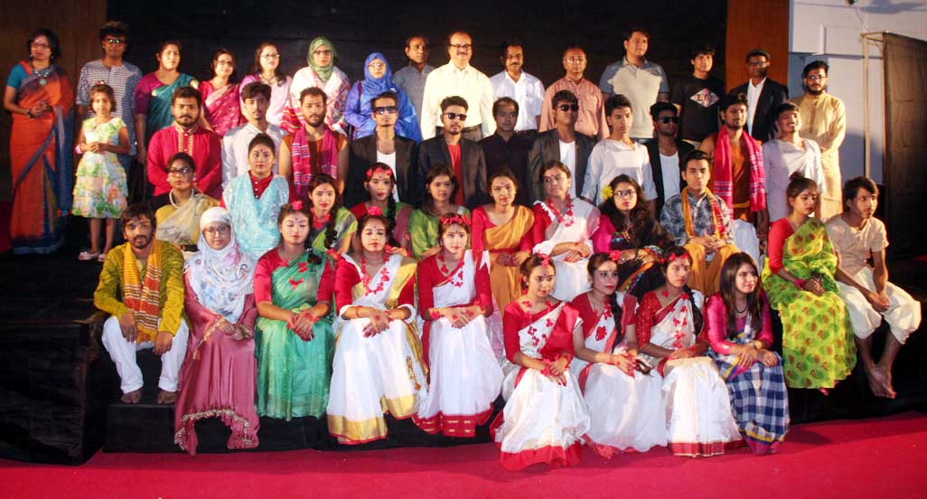 JnU Bangla Dept holds annual cultural program