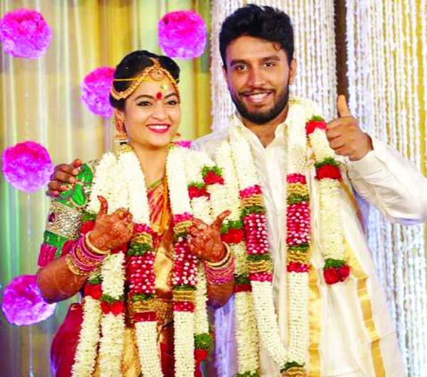 Bigg Boss Tamil fame Suja Varunee ties the knot
