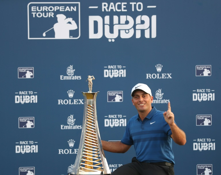 Molinari stunned by 'incredible' 2018
