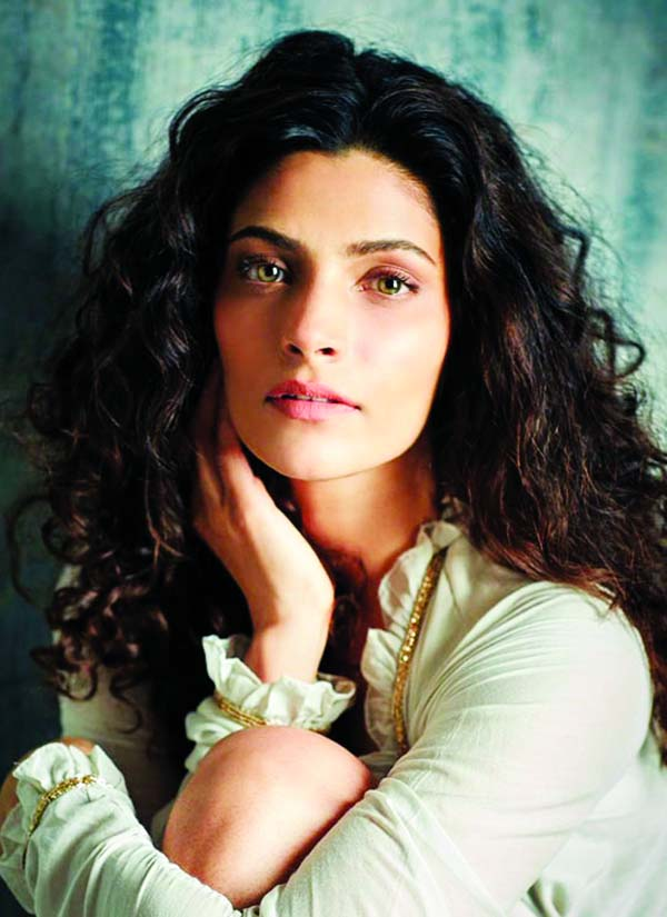 Saiyami Kher makes a foray into Marathi cinema