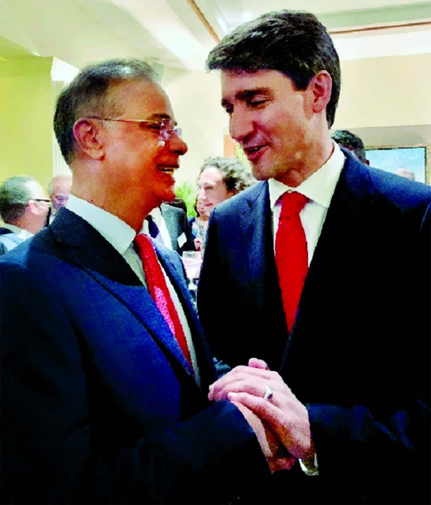 Trudeau appreciates initiatives of Summit Group