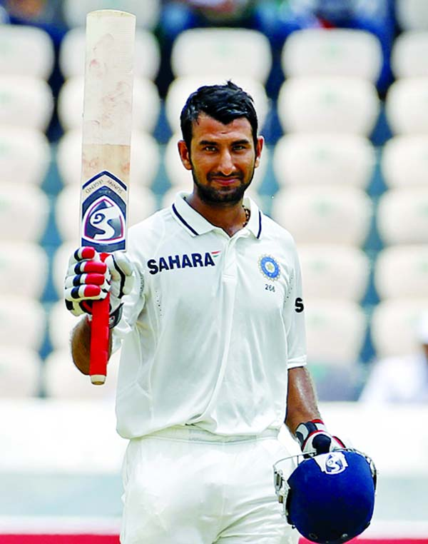 Pujara rates century as one of best ever