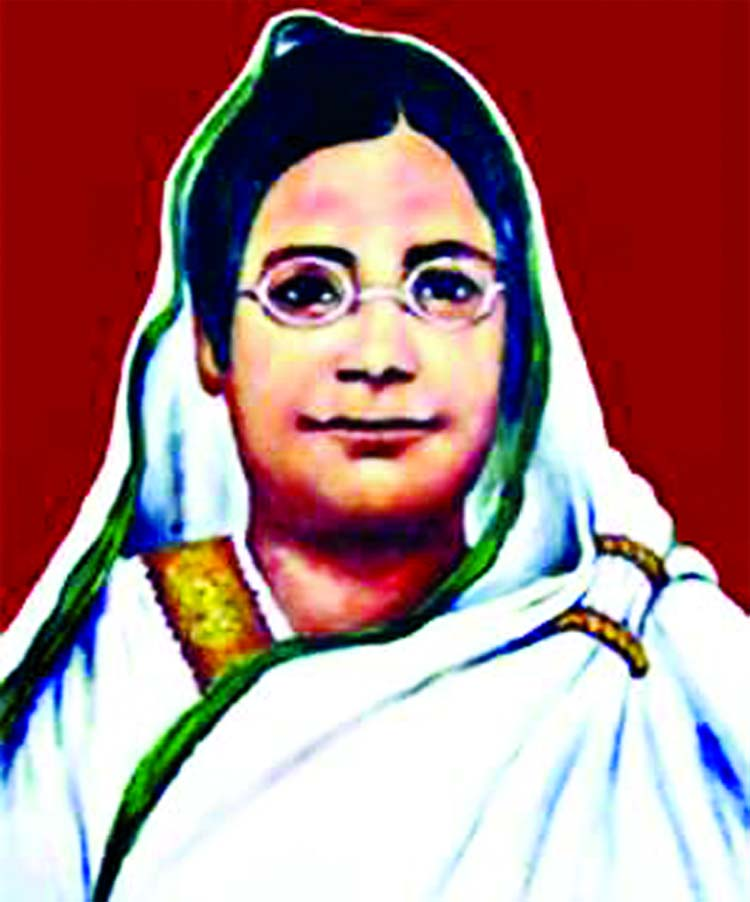 Educationist, litterateur Begum Rokeya