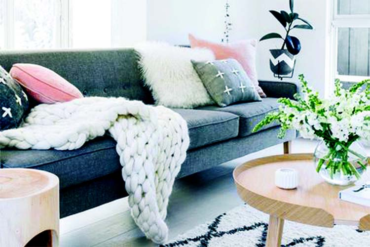 How to make your interior decor winter friendly