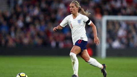 England Jordan Nobbs ruled out of Women's World Cup