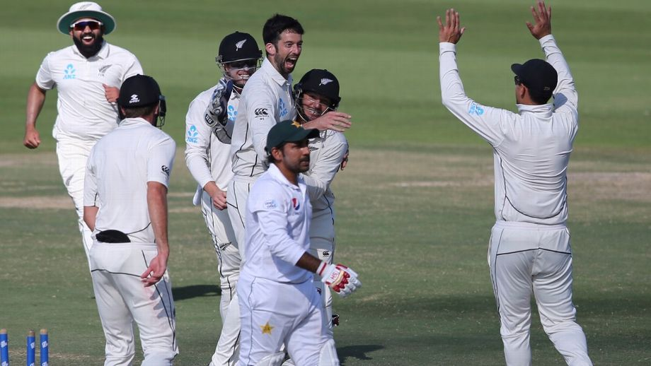 New Zealand win first away Test series over Pakistan in 49 years