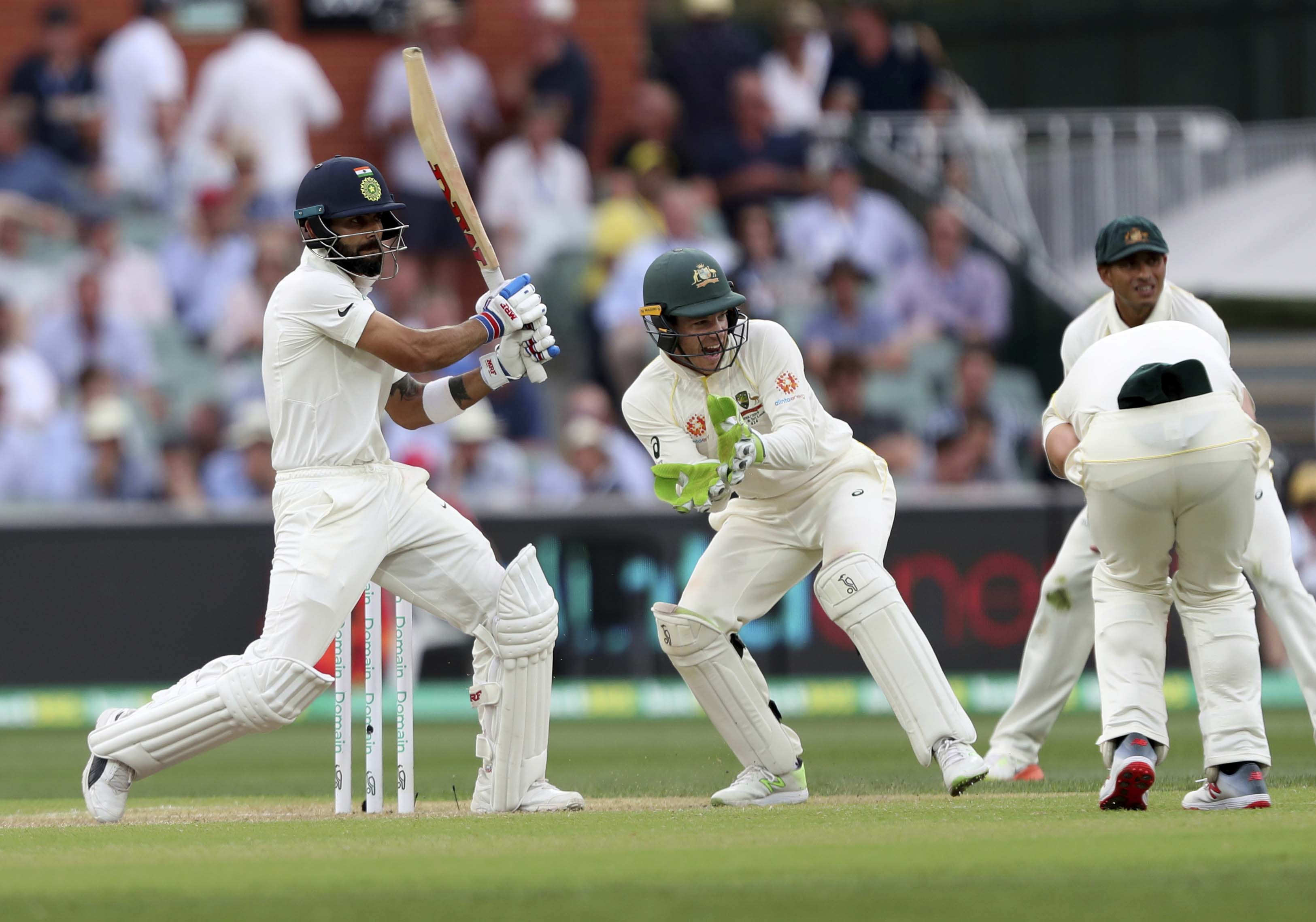 India in strong position after 3 days of 1st Test