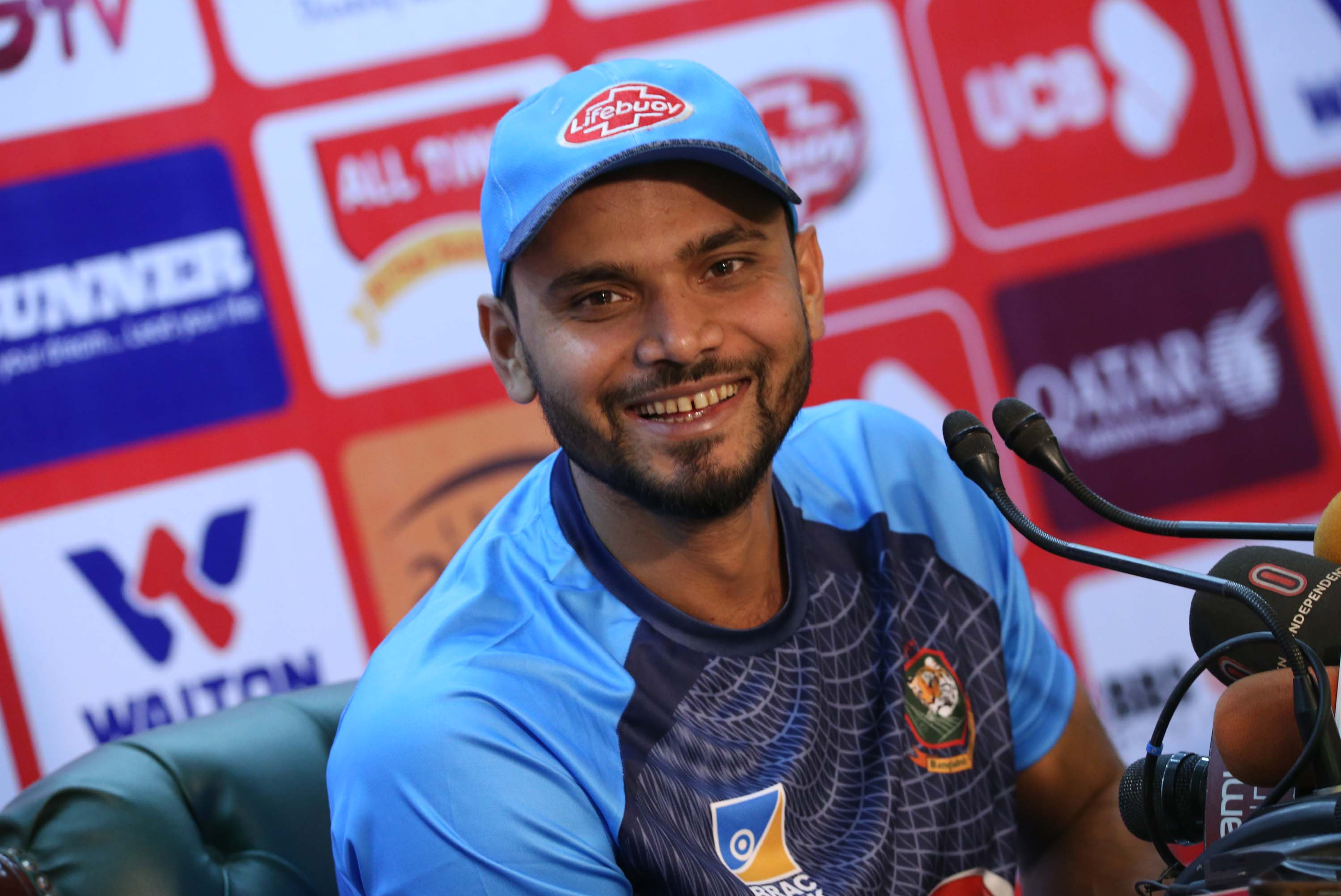 Return of Shakib, Tamim a big relief for team: Mashrafe