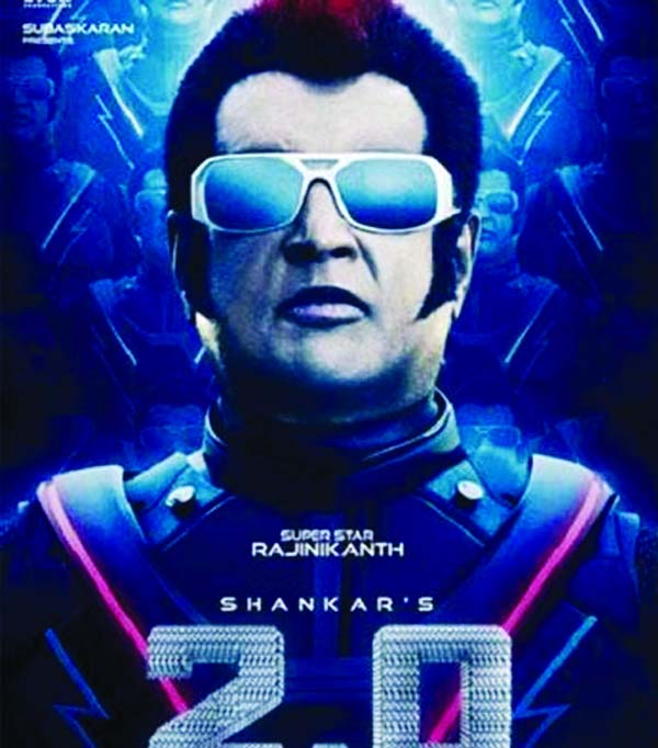 Rajinikanth's 2.0 crosses Rs150 crore mark